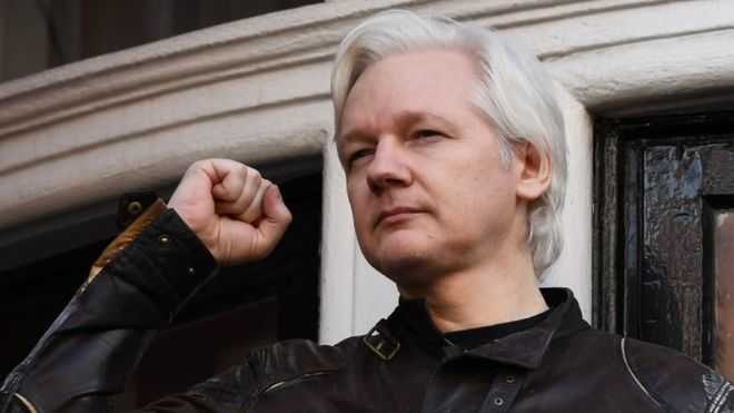 Washington annonce l'extradition du fondateur de WikiLeaks