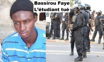 Meurtre de l'etudiant Bassirou Faye : la peine du policier Boukhaled réduite de moitié