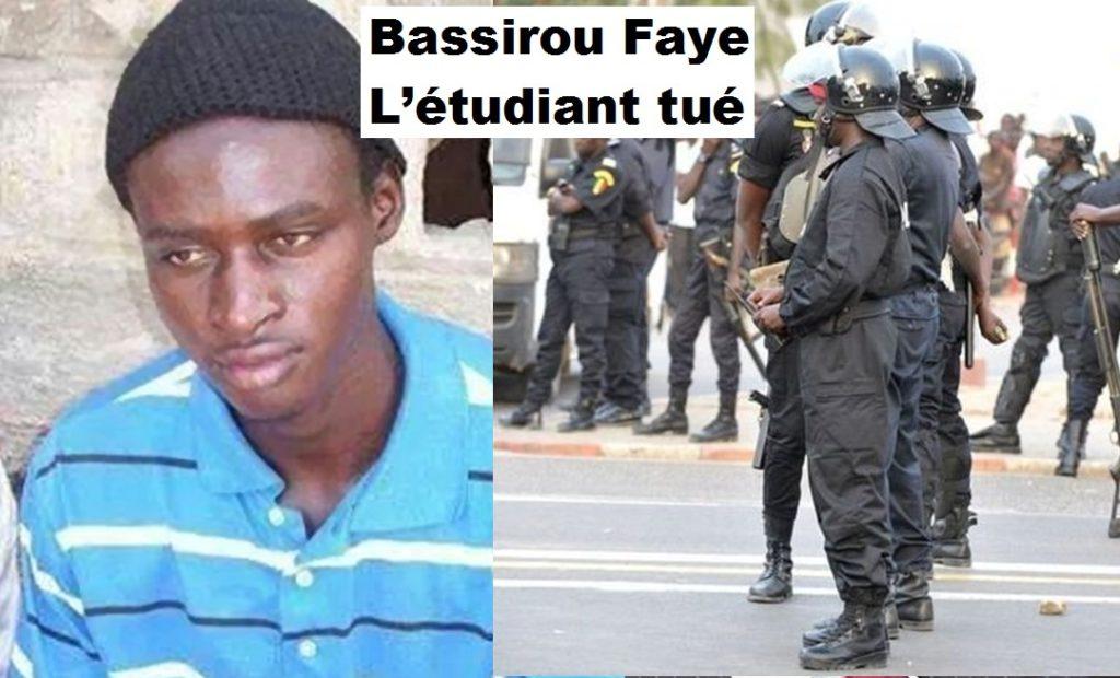 Meurtre de l'étudiant Bassirou Faye : Boukhaled risque de purger les 20 ans de travaux forcés