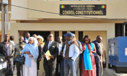 Rejet de la candidature de Khalifa Sall: Le Conseil constitutionnel donne ses raisons