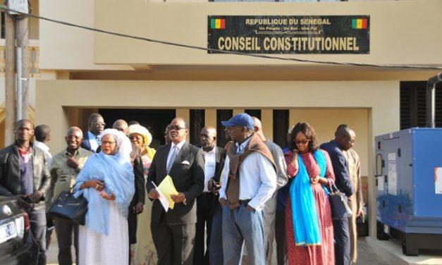 Modification du Code pénal et du code de procédure pénale : L'opposition saisit le Conseil constitutionnel