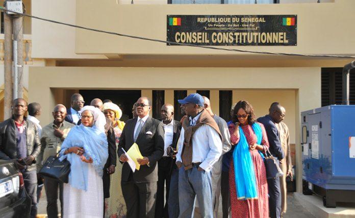 LEVEE DE L'IMMUNITE PARLEMENTAIRE DE SONKO– Le Conseil constitutionnel rejette le recours des députés de l'opposition