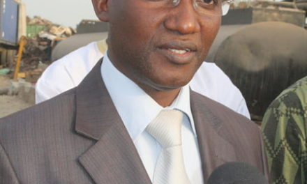 Abdoulaye Dia, nommé PCA du Fonds spécial de soutien au Secteur de l'Energie.