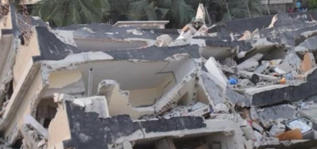 PIKINE GUINAW RAILS : l'effondrement d'une dalle fait un mort et un blessé