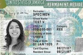"""""""Green card"""" : les étrangers devront payer plus cher"""