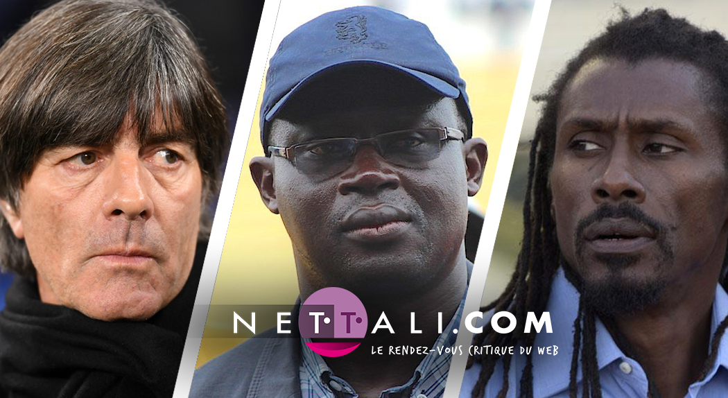 Aliou Cissé /Joachim Low : Augustin, comparaison n'est pas raison !
