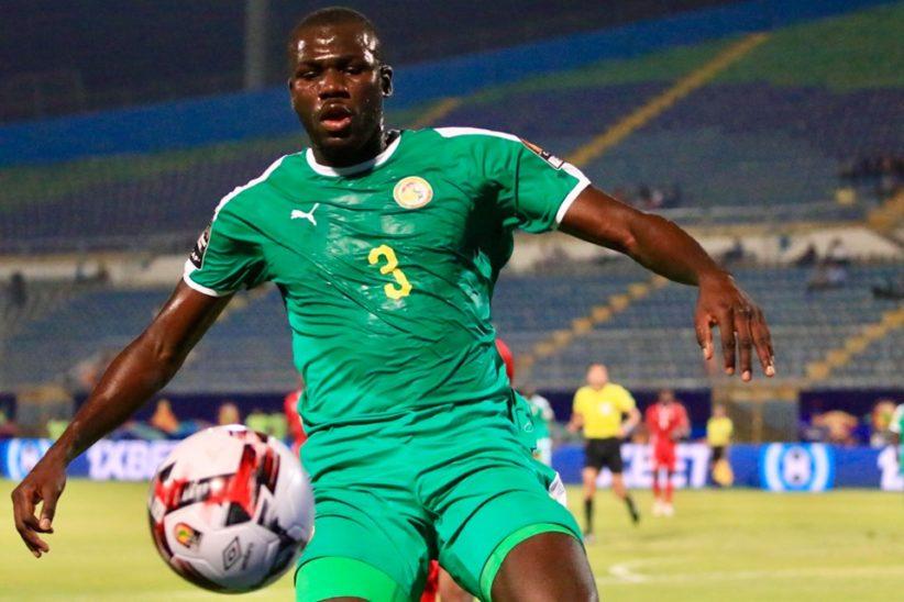 L'absence de Koulibaly en question
