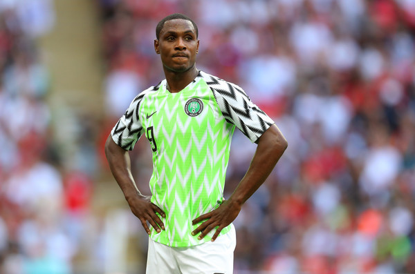 NIGERIA : Ighalo quitte les Super Eagles