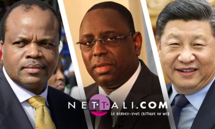 Le roi d'Eswatini à Dakar : quel lien avec le forum Chine-Afrique de 2021 ?