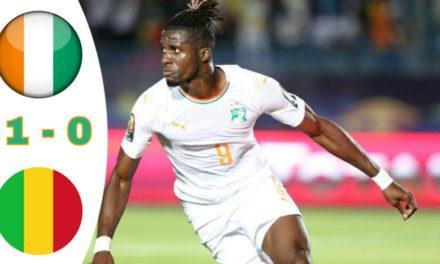 CAN 2019 – Revivez les temps forts du match Mali – Côte d'Ivoire