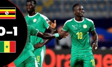 CAN 2019 – Revivez les temps forts du match Sénégal – Ouganda