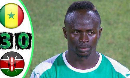 CAN 2019 – Revivez les temps forts du match Sénégal – Kenya