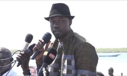 OUSMANE SONKO : « Nos ressources sont désastreusement gérées »