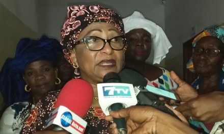 LIBERATION DE KHALIFA SALL : La maire de Dakar optimiste