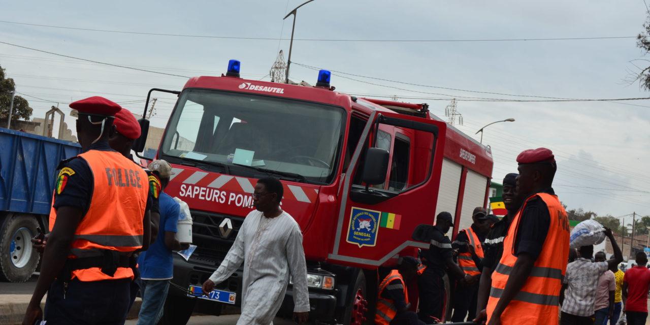AXE PASSI-SOKONE : 1 mort et 21 blessés dans un accident