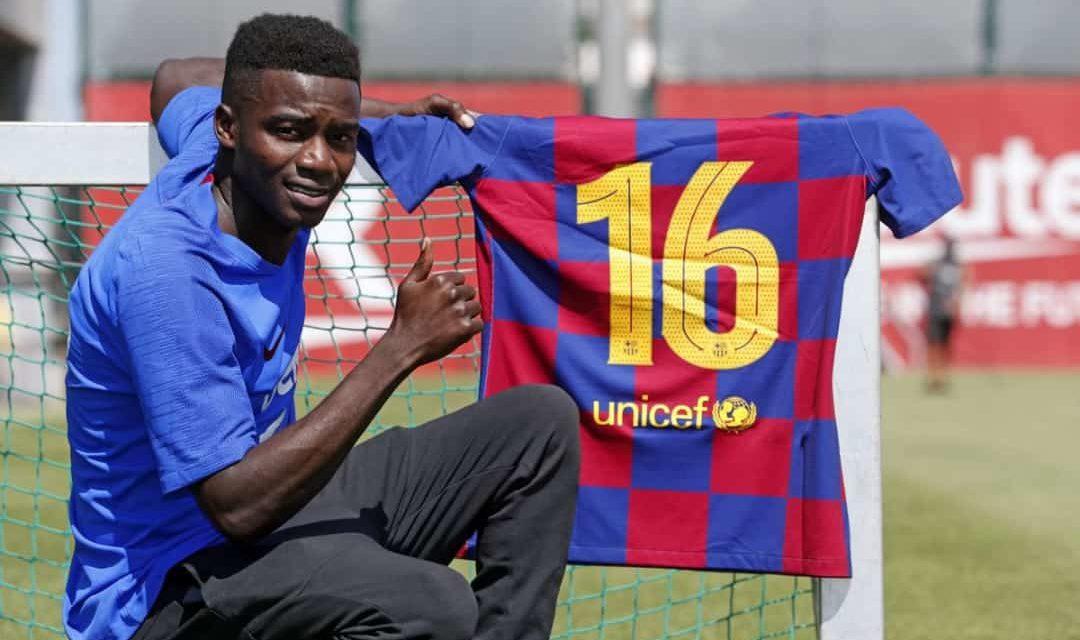 LIGA – Moussa Wagué intégre le groupe de Valverde