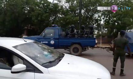 Vidéo – Les présumés meurtriers du commandant Sané, transférés sous haute surveillance à Tamba
