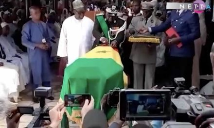 (Vidéo) – LEVÉE DU CORPS DE DANSOKHO – Les honneurs de la République au combattant de la démocratie