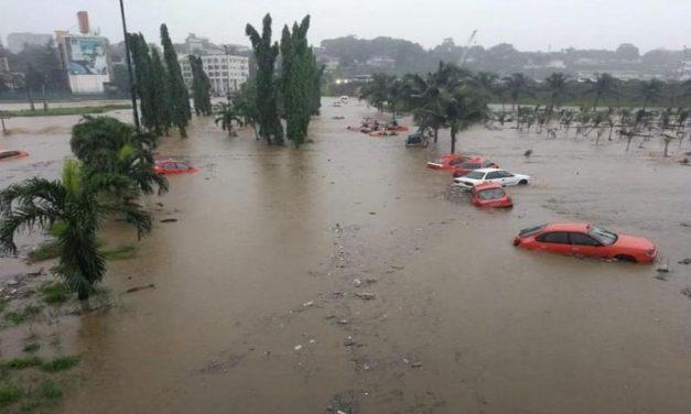METEO – La pluie annoncée dans 5 régions, ce vendredi