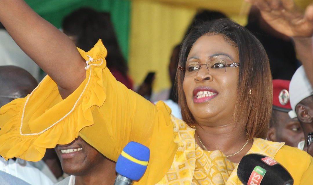 VACANCES CITOYENNES 2019 : Le baptême du feu de Néné Fatoumata Tall
