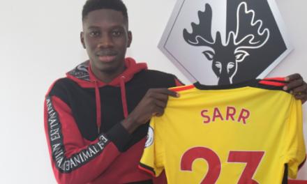 Transferts : Ismaïla Sarr quitte Rennes pour Watford