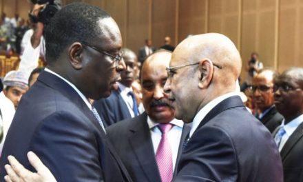 Macky-Mohamed Ould Cheikh Ghazouani : le Sénégal et la Mauritanie raffermissent leurs relations