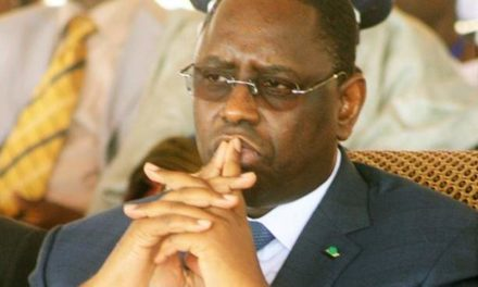 BLANCHIMENT D'ARGENT – Macky Sall interpelle l'ONU