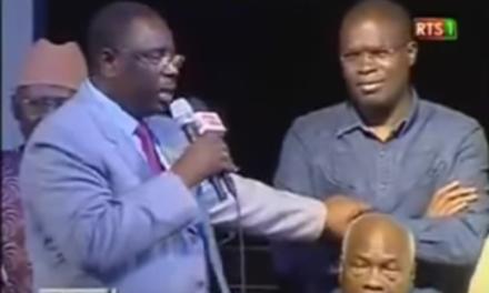 GRACE PRESIDENTIELLE – Quand Macky renvoie la pression à Khalifa