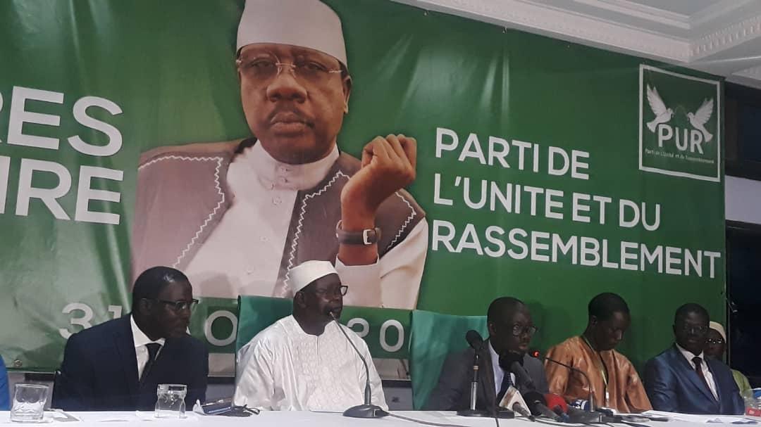 Le PUR dément Issa Sall : « le Congrès a été convoqué et organisé, conformément aux statuts du parti »
