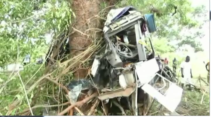 BIGNONA – Quatre morts et 67 blessés dans un accident