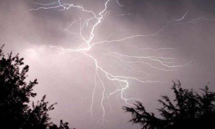 VELINGARA : La foudre fait deux blessés