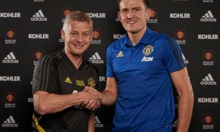 OFFICIEL – Maguire rejoint Manchester United avec un transfert record