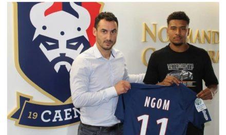 OFFICIEL : Santy Ngom signe à Caen pour 3 ans