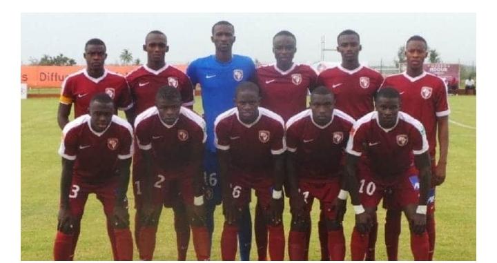 Préliminaire Ligue Africaine de football : Génération Foot s'incline à Monrovia (1-0)