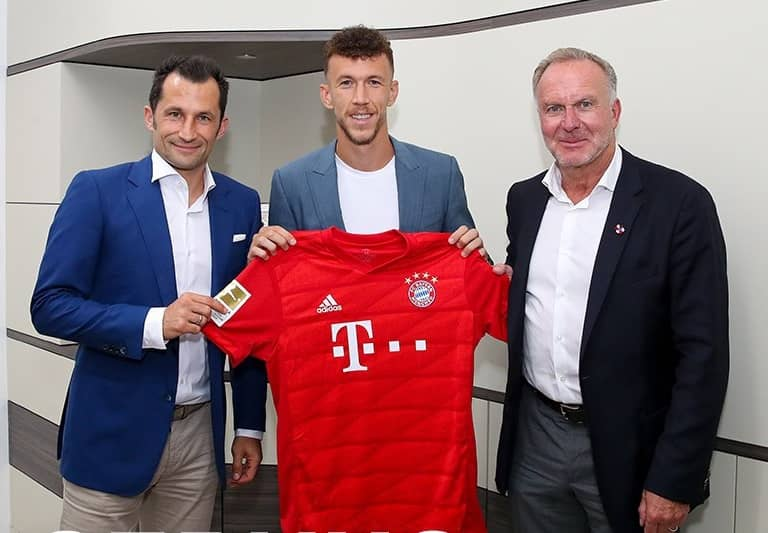 FOOT : Perisic file au Bayern