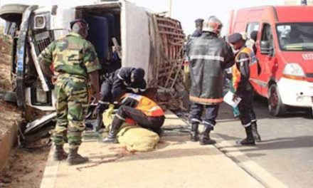 Accident : 2 morts à Mbirkilane