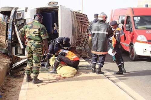 Accident : 2 morts à Mbirkilane