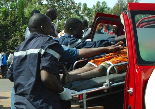 SANDIARA : révélations sur l'accident de ce matin