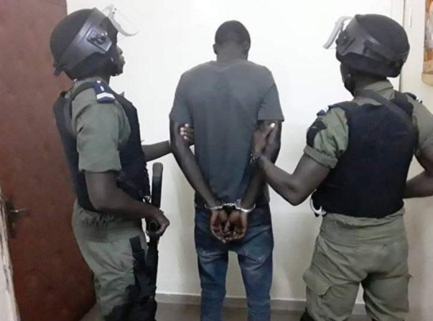 ASSOCIATION DE MALFAITEURS, APOLOGIE DU TERRORISME – Mamadou Diaou risque 5 ans ferme et une amende d'un million de francs CFA