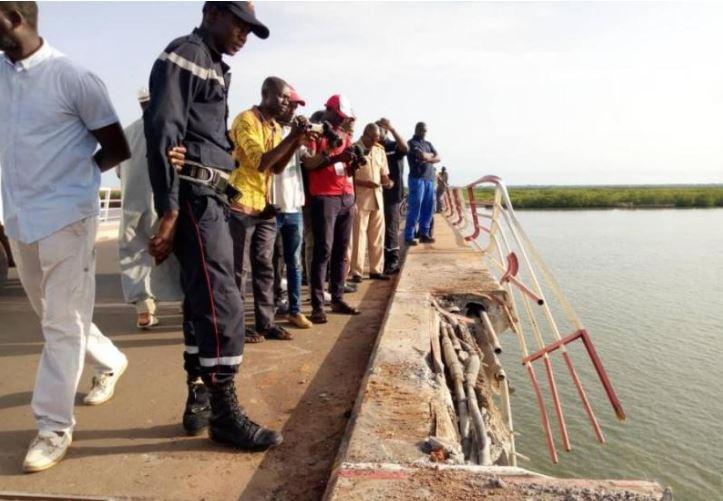 Camion tombé du pont Emile Badiane : deux autres corps repêchés ce vendredi