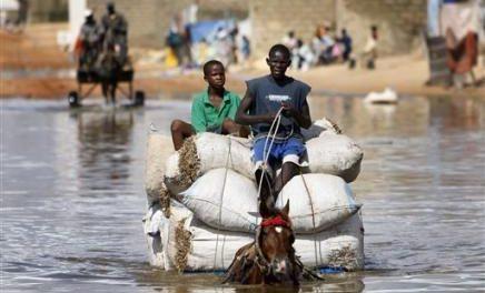 BAMBILOR: Les fortes pluies tuent deux enfants