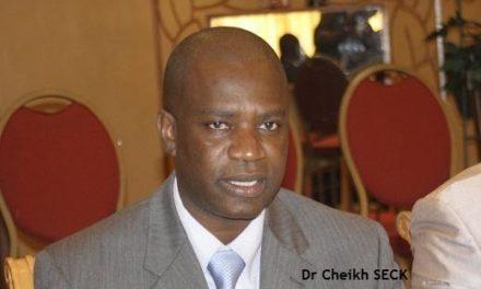 Remplacé jeudi prochain, Cheikh Seck déballe contre Wade