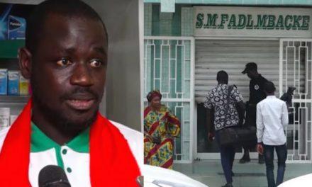 Affaire Bara Sankharé: le pharmacien Cheikhouna Gaye encore auditionné par la police