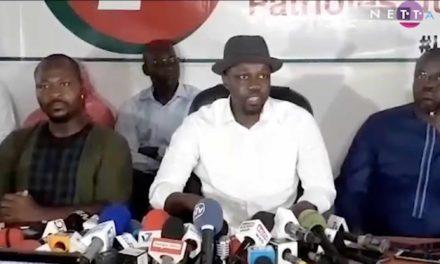 (Vidéo) Fer de la Falémé : Sonko dénonce un scandale à 157 500 milliards Cfa