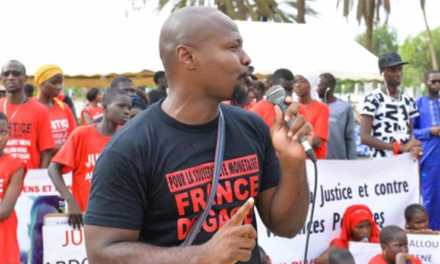 VEILLE DE TABASKI – Le message de «France dégage» aux commerçants