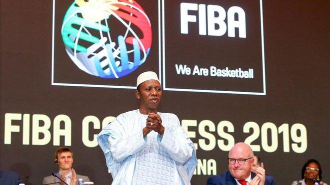 BASKET : Le Malien Hamane Niang nouveau président de la FIBA