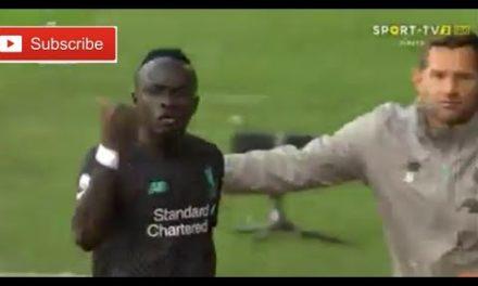 BURNLEY-LIVERPOOL – La colère noire de Mané contre Salah
