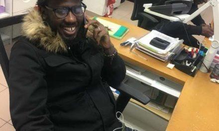 URGENT – L'activiste Idrissa Fall Cissé cueilli par la gendarmerie
