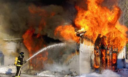 PARCELLES ASSAINIES : Un français périt dans un  incendie