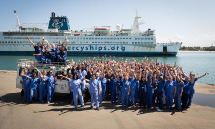 ARRIVEE DU BATEAU MERCY SHIPS – Grincements de dents au ministère de la Santé